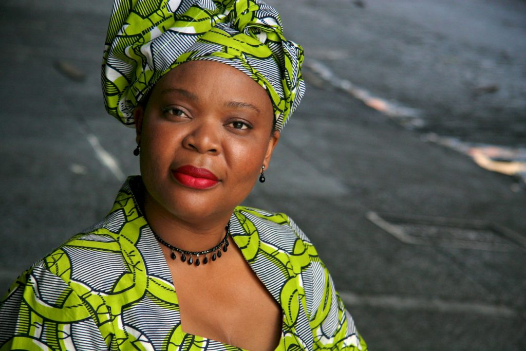 Leymah Gbowee 60 �Michael Angelo for Wonderland high resolution face forward-1
