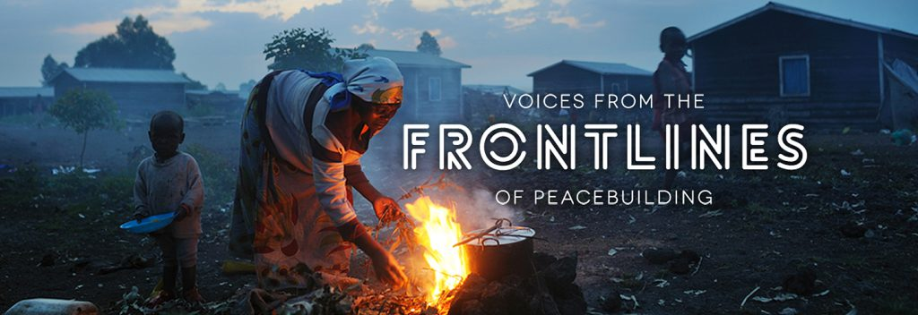 Peace is Loud - Voices from the Frontlines of Peacebuilding