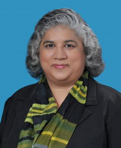 Sameena Nazir speakers