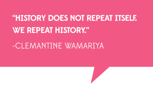 Clemantine Wamariya quote
