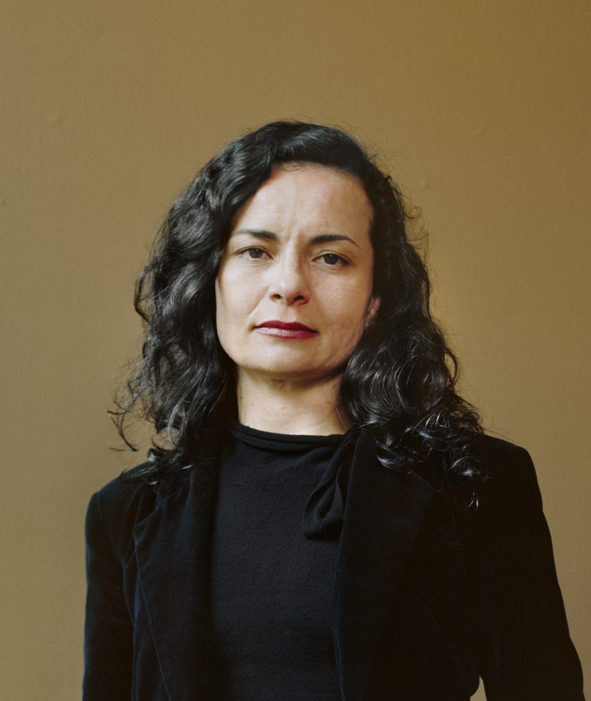 Almudena Bernabeu speakers