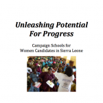 Unleashing Potential For Progress