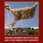 Realizing Women's Rights to Land and Other Productive Resources