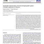 Sustainable Representation of Women Through Gender Quotas- A Decade's Experience in Morocco