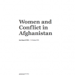 Women and Conflict in Afghanistan