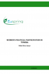 Women's Political Participation in Tunisia