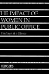 The Impact of Women in Public Office- Findings at a Glance