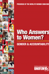 Who Answers to Women? Gender and Accountability