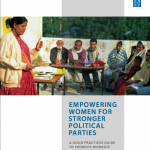 Empowering Women for Stronger Political Parties