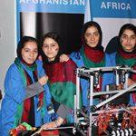 Afghan Girls Robotics Team
